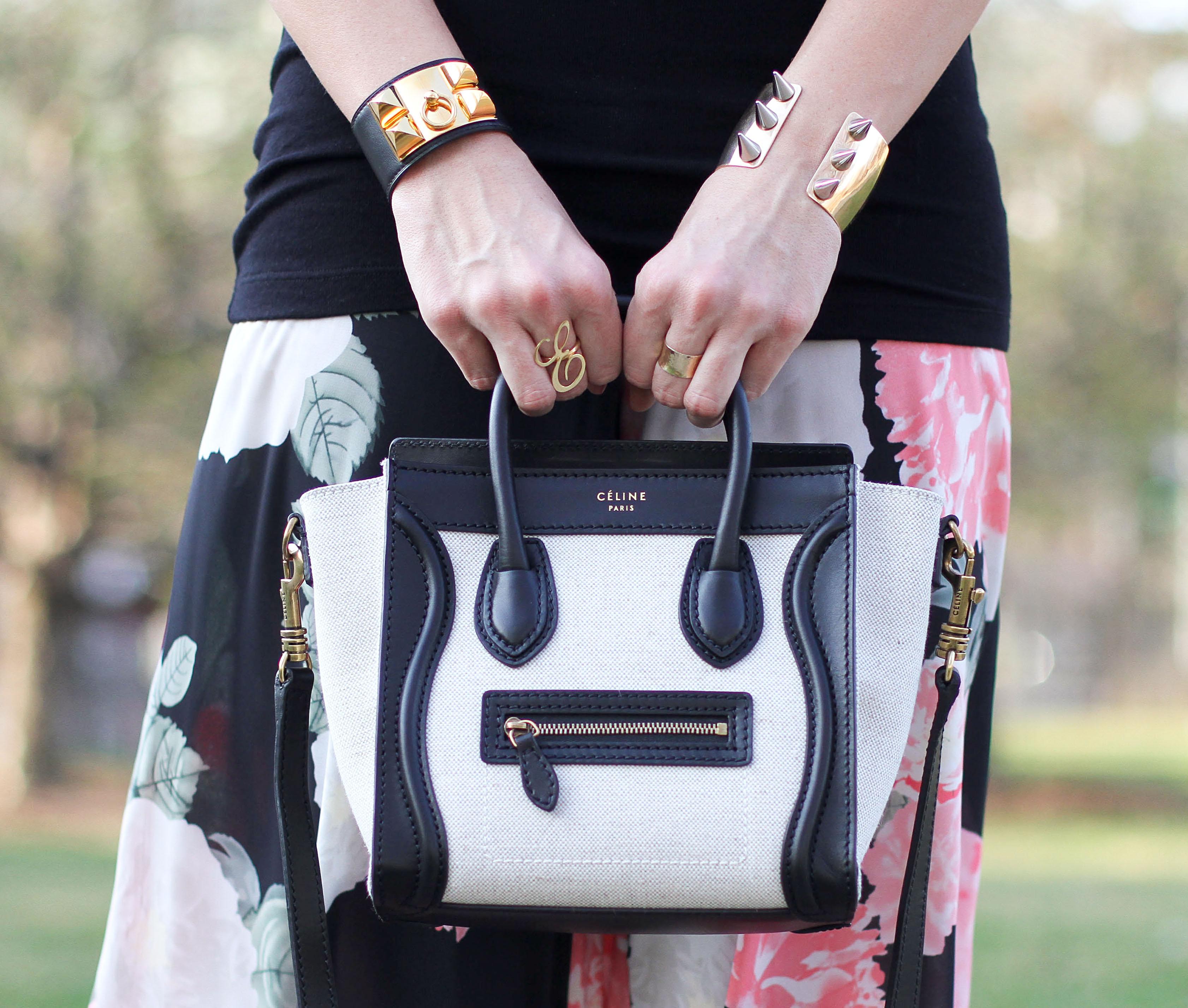 replica designer handbags celine - Celine Nano ?