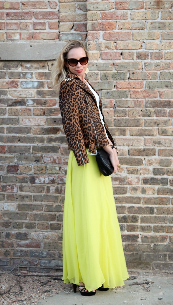 Miss Renaissance Leopard Jacket