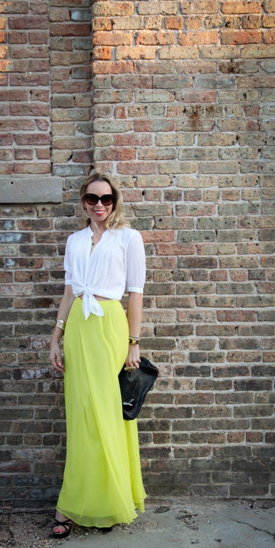 Miss Renaissance Maxi Skirt