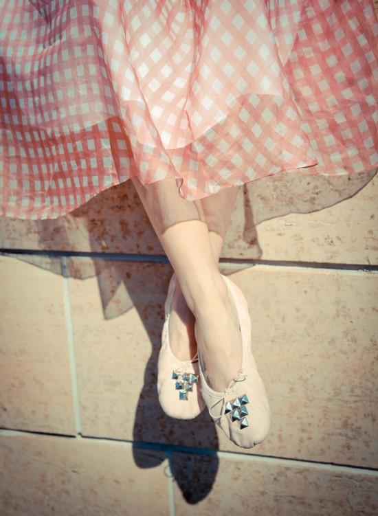 Miss Renaissance Ballet Flats