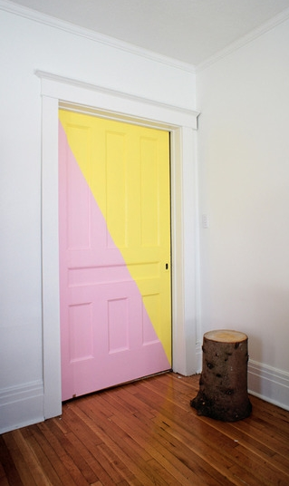 Miss Renaissance Colored Door Inspiration