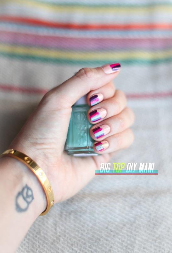 Miss Renaissance DIY Manicure