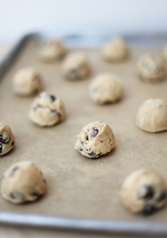 Miss Renaissance Chocolate Chip Cookies Recipe