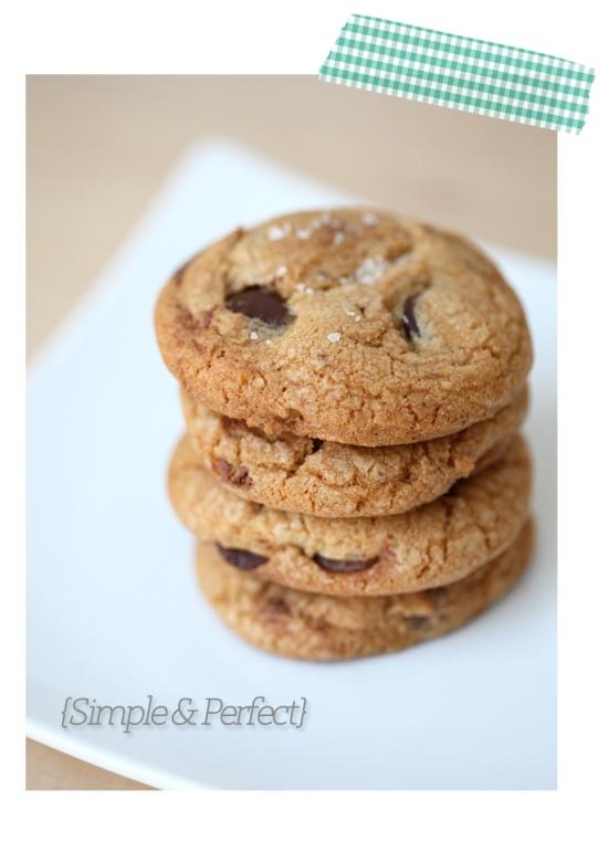 Miss Renaissance Chocolate Chip Cookies