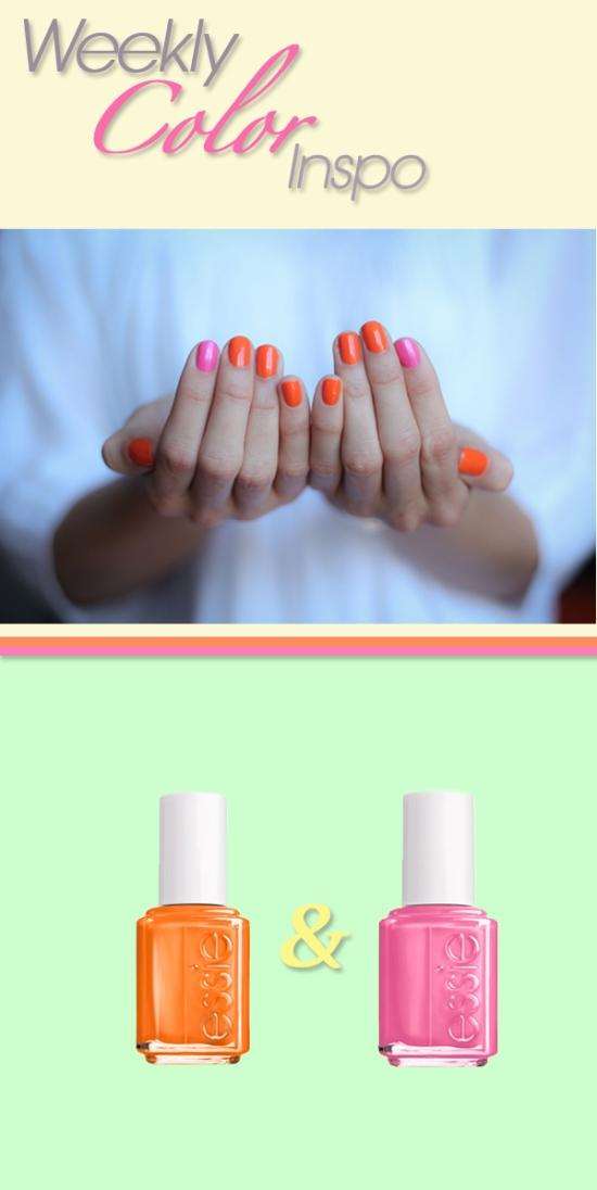 Miss Renaissance Manicure Color Inspiration
