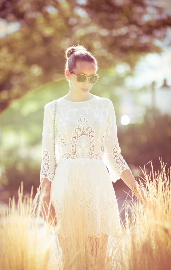 Miss Renaissance Napa Lace Outfit Inspiration