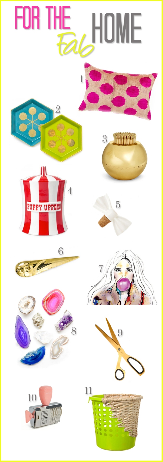 Miss Renaissance Holiday Gift Guide