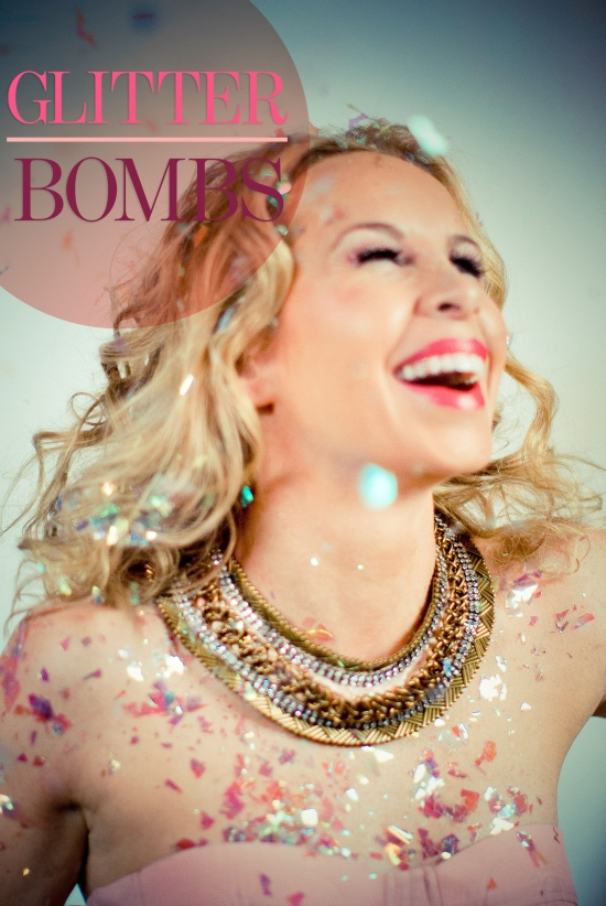 Glitter Bombs by Miss Renaissance