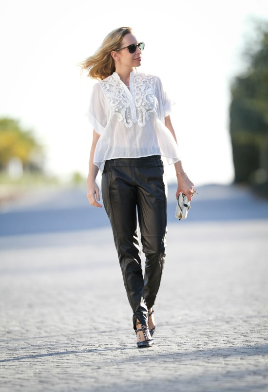 Black & White by Miss Renaissance