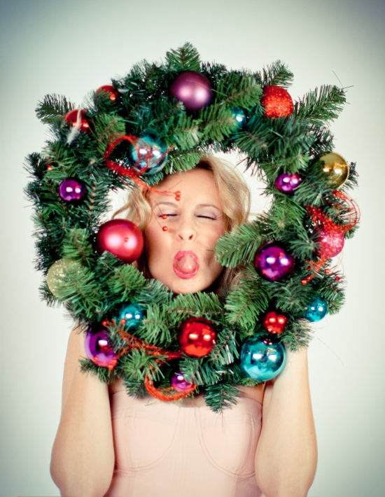 Wreath Madness by Miss Renaissance