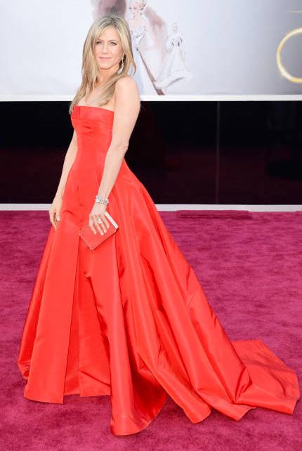 Oscars 2013 Jennifer Aniston