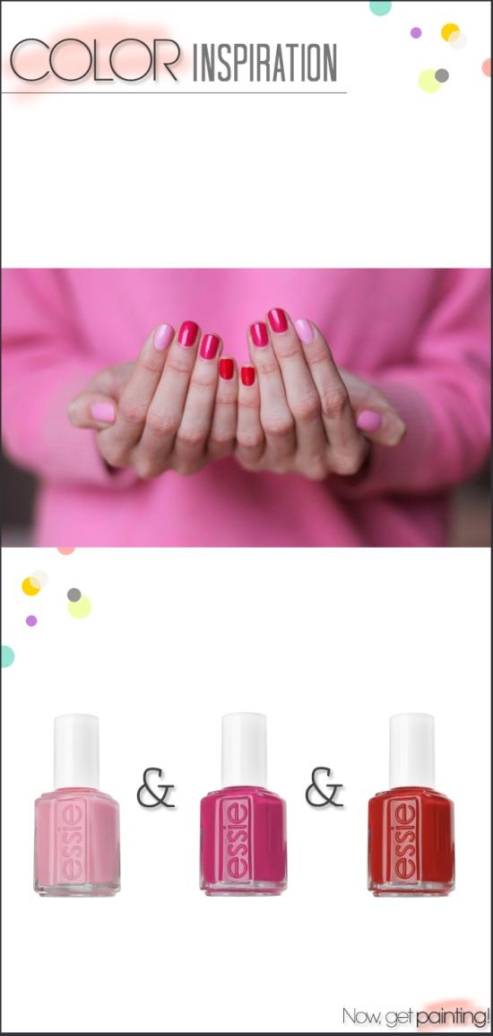 Valentine's Manicure by Miss Renaissance