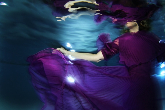 Underwater Vintage Style by Miss Renaissance.