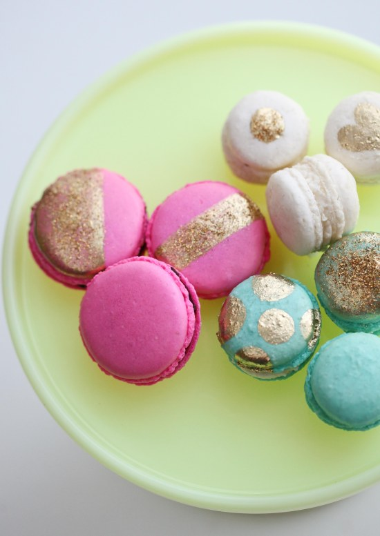 Easter-inspired French Macaron