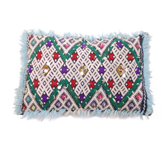 Baba Souk Moroccan Pillow