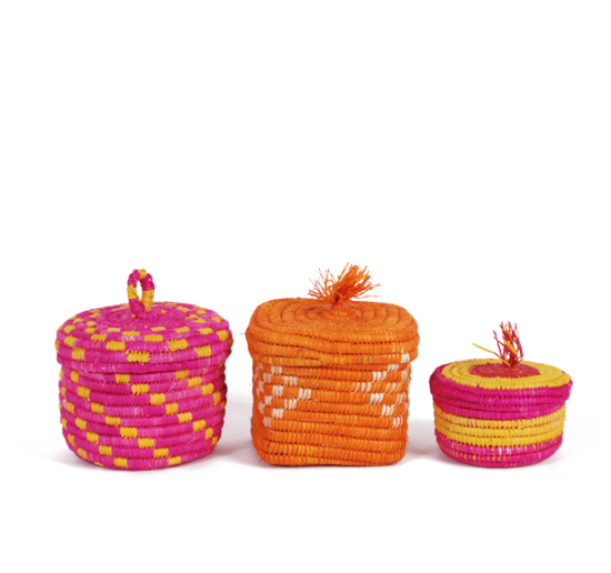 Baba Souk Mini Baskets
