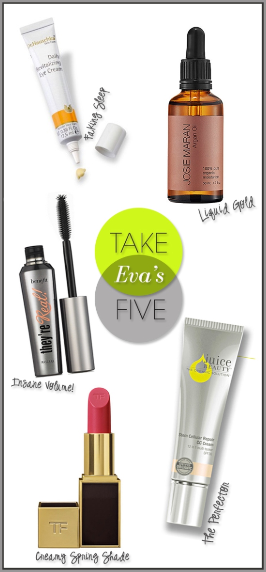 Take 5 for Beauty by Miss Renaissance