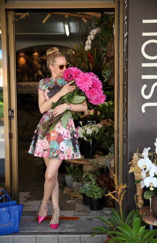 Florals, gimme florals!
