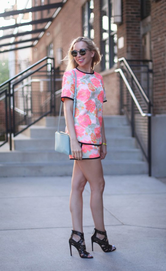 Floral Suiting