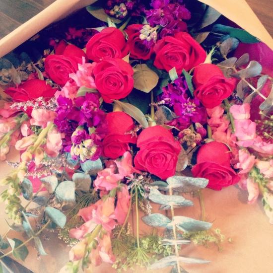 BDay Flowers