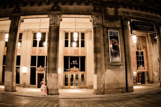 Opera House Chicago